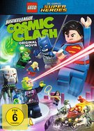 DC Super Heroes Justice League Cosmic Clash