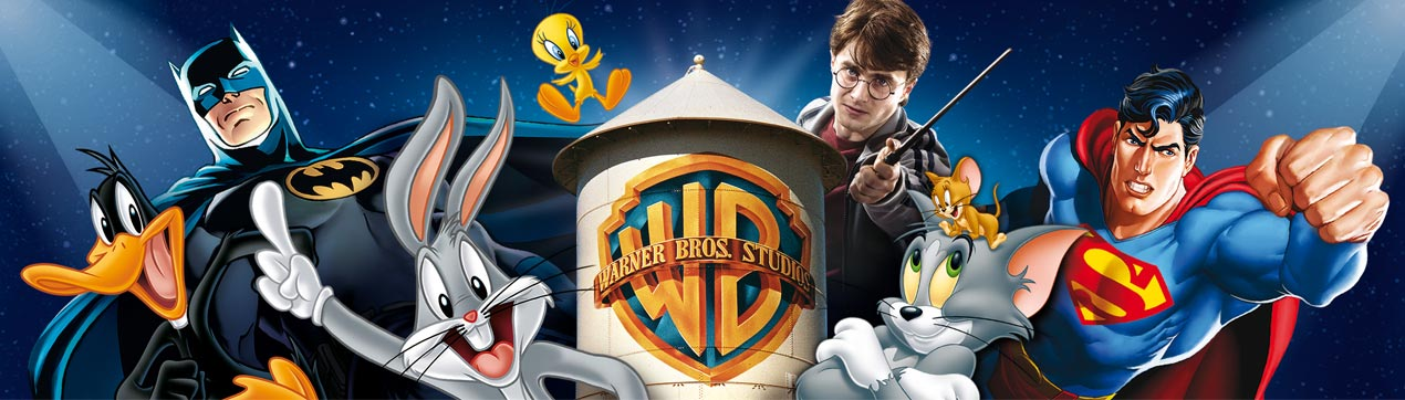 Titelbild Warner Bros. Consumer Products