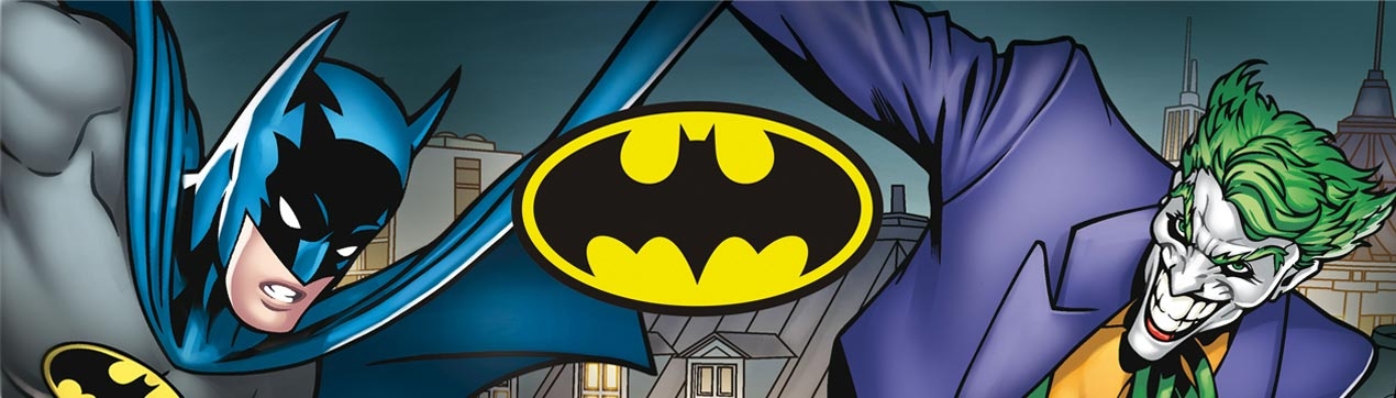Titelbild Warner Bros. Consumer Products Batman