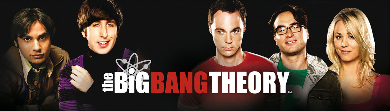 Titelbild Warner Bros. Consumer Products Big Bang Theory