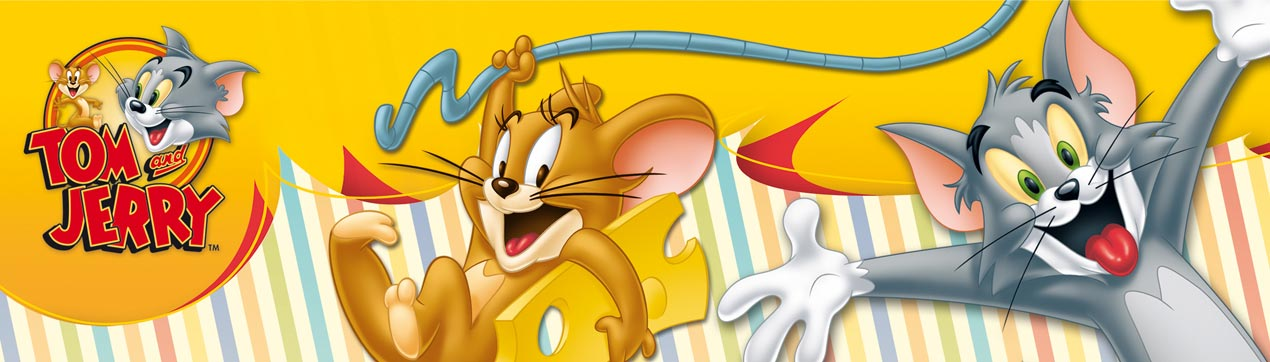 Titelbild Warner Bros. Consumer Products Tom & Jerry